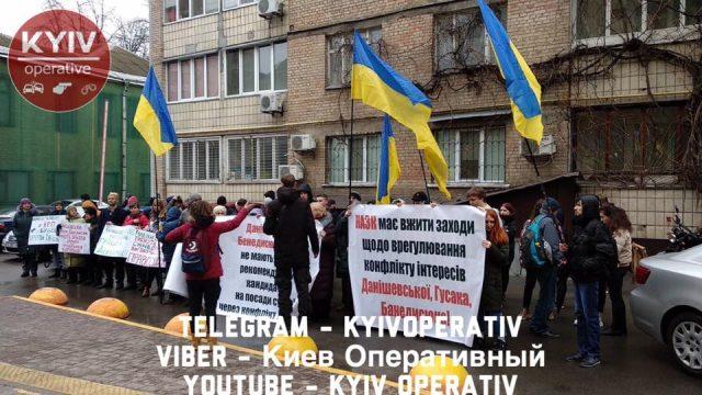 У Києві напали на харківського суддю Усатого
