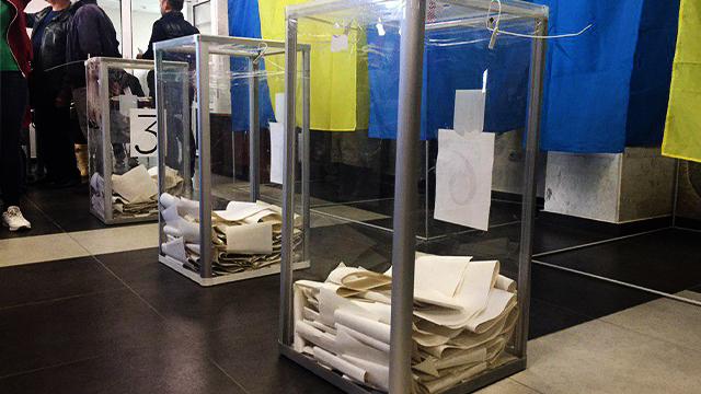 Явка на вибори 2019 до Верховної Ради України