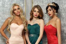 Рюши или пайетки? Как выбрать платье на выпускной 2019