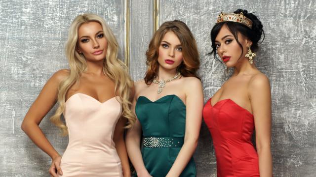 136fed823f3 Модные выпускные платья 2019 (ФОТО)