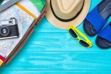 Что взять с собой в отпуск: список вещей