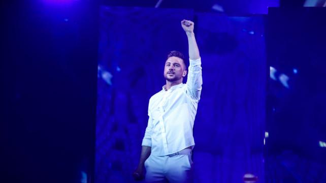 Лазарев Евровидение 2019