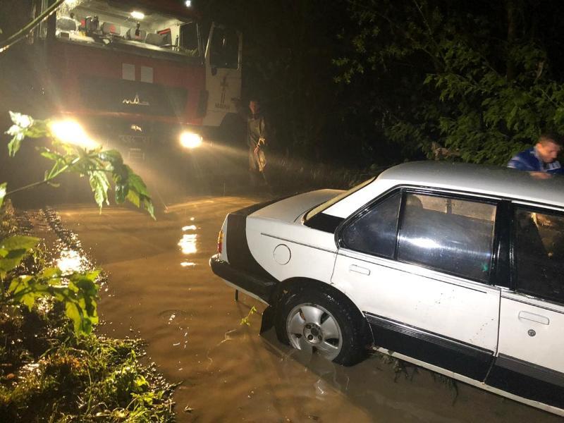 Потоп на Прикарпатті: