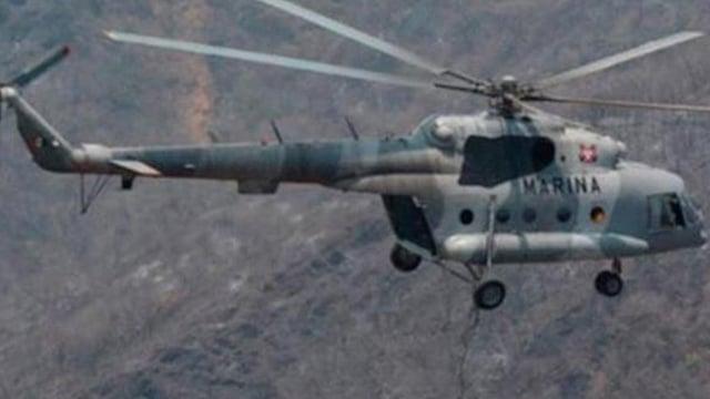 У Мексиці розбився військовий вертоліт РФ – є жертви