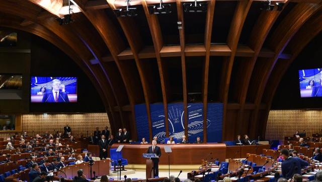Проект рішення ПАРЄ пропонує відмовитися від санкції щодо Росії
