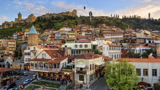 грузия цены на жилье