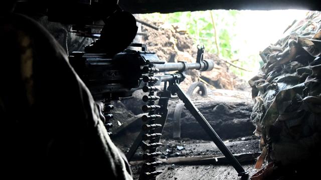 Потери на Донбассе: погиб украинский военный