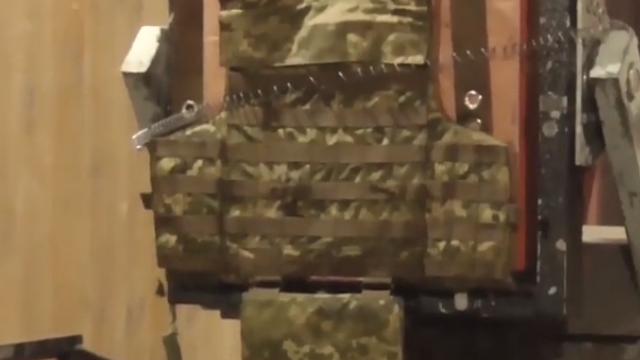 Чиновники Міноборони свідомо купували неякісні бронежилети