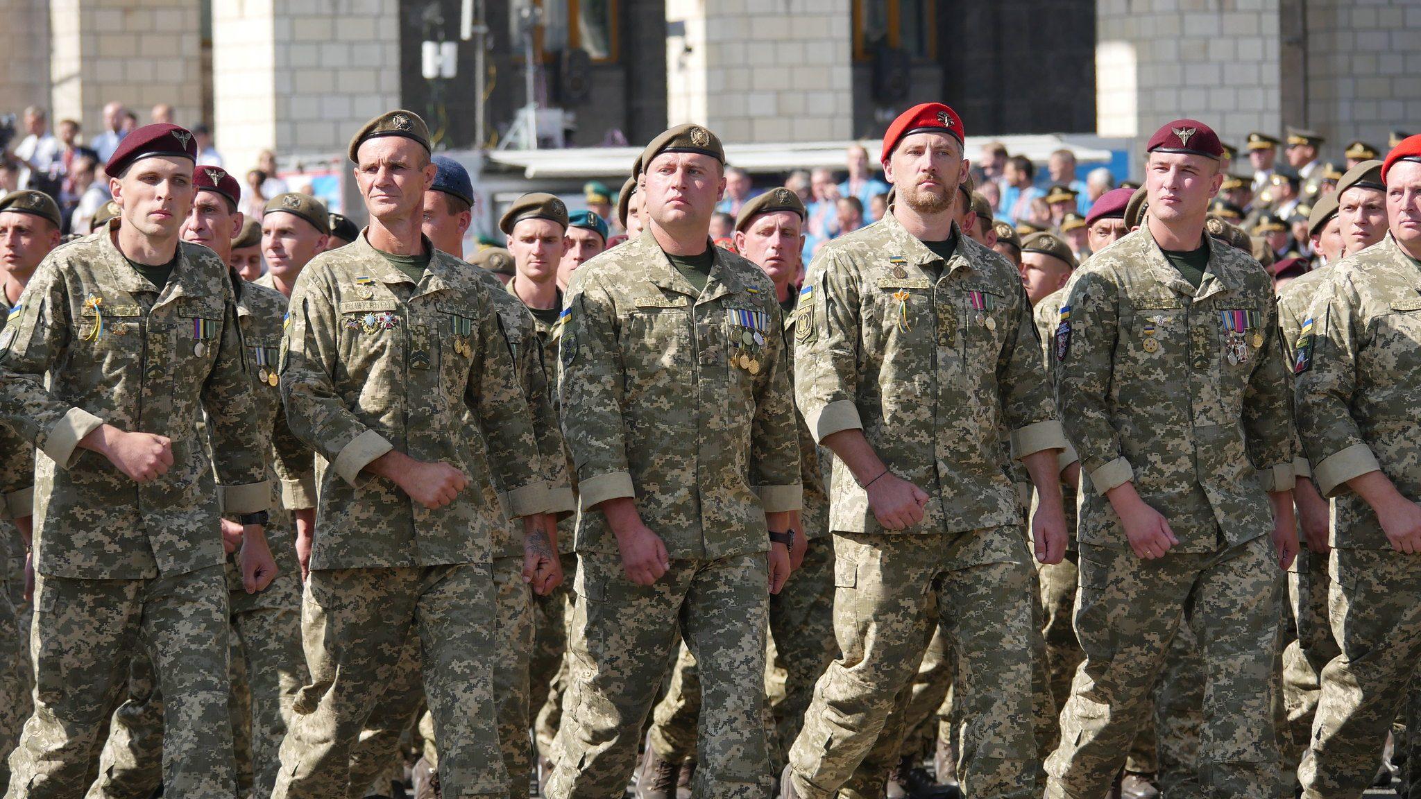 Парад на День незалежності України