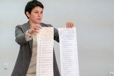 Результаты выборов в Раду: в 210 округе на Черниговщине не успели подсчитать голоса