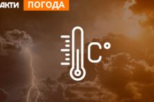 Дощі повертаються: якою буде погода на вихідні в Україні (КАРТА)