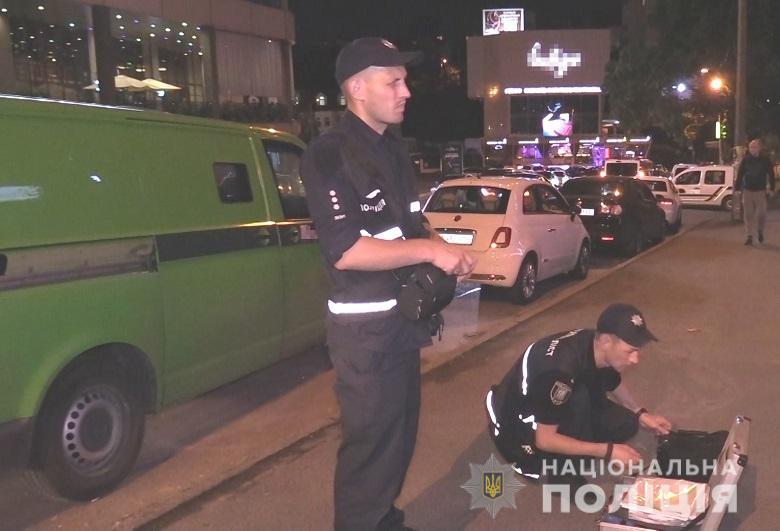 Зухвале пограбування інкасаторського авто в Києві