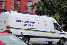Вибух на Андріївському узвозі у Києві: перше відео з місця