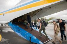 Результаты выборов: члены ЦИК прилетели в Покровск, чтобы забрать документацию