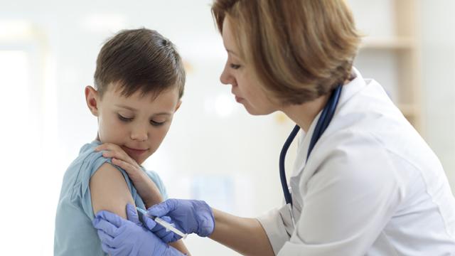 10 обов'язкових вакцин для дітей