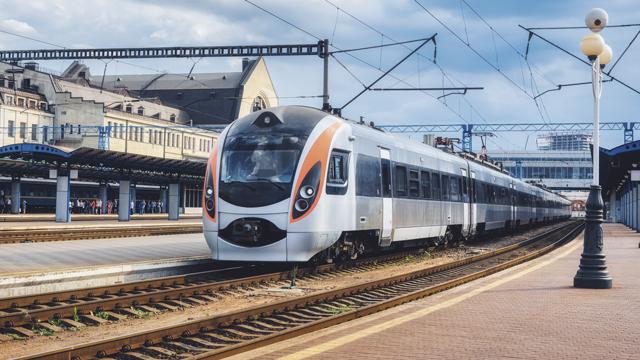 Київ- Берлін потяг