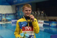 Багато тренувань і трішки везіння: історія 13-річного чемпіона Олексія Середи