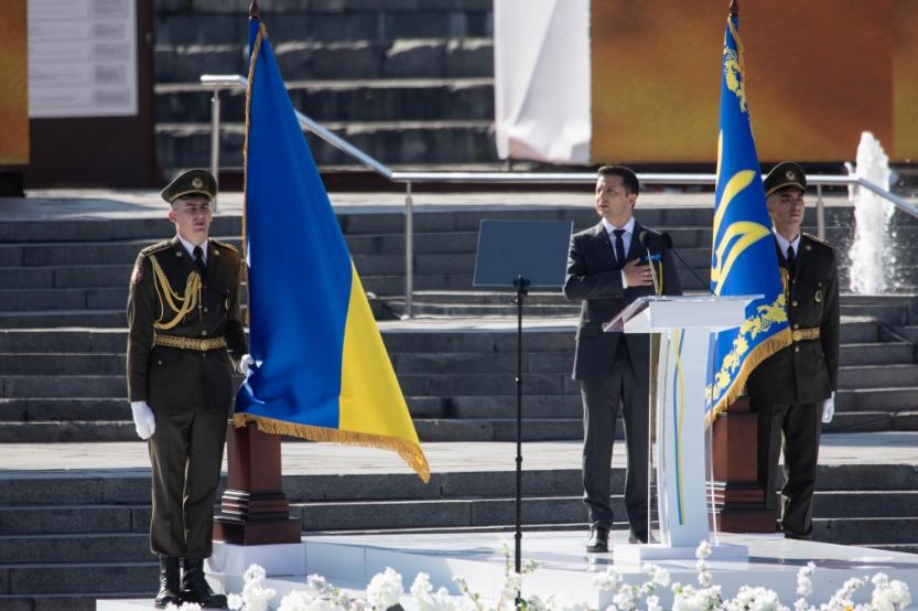 Парад в Киеве на День независимости