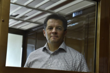 Пам'ять жертв політичних репресій. Що пережив Сущенко за ґратами РФ