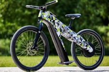 Без педалей і гальм: Skoda показала електровелосипед Klement