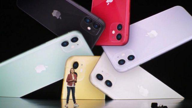Когда в Украине стартуют продажи новых iPhone 11