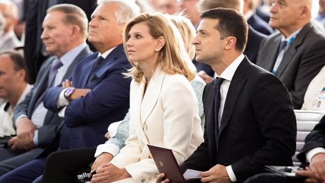 Елена Зеленская раскрыла план действий в статусе первой леди