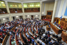 Венеціанка виступила за захист української мови, але зміну закону