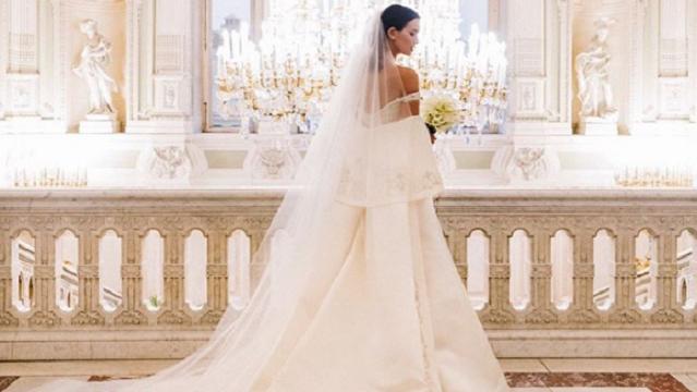 Свадьба Паулины Андреевой и Федора Бондарчука: невеста показала фото в платье