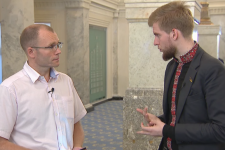 Как вернуть Крым и снизить тарифы – депутат от Слуги народа в новом проекте Фактов ICTV
