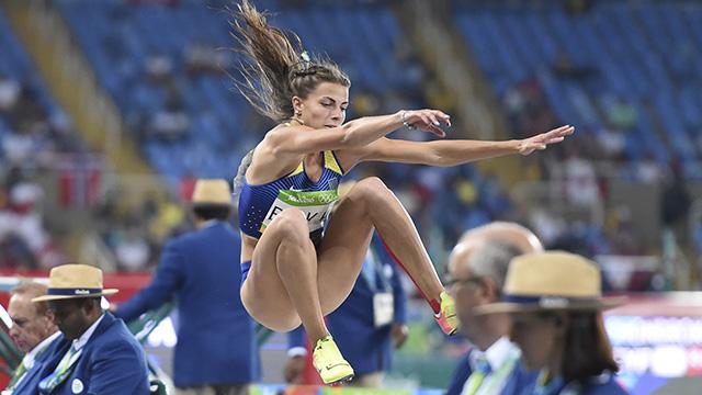 Олімпійські ігри-2020: легкоатлетка Марина Бех вийшла у фінал зі стрибків у довжину