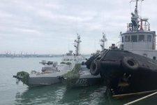 Россия вскоре вернет корабли, захваченные у Керченского пролива – Пристайко