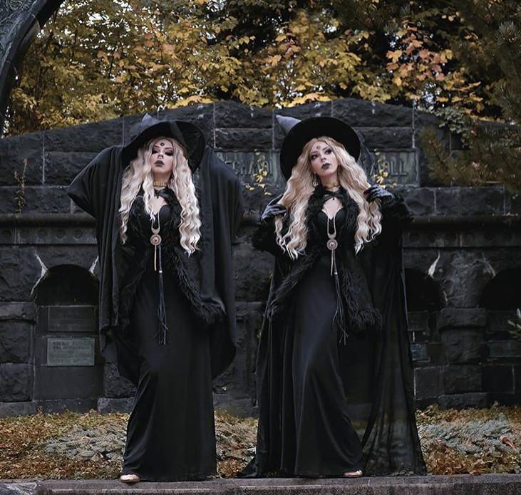 Образы на Хэллоуин 2019 для девушек