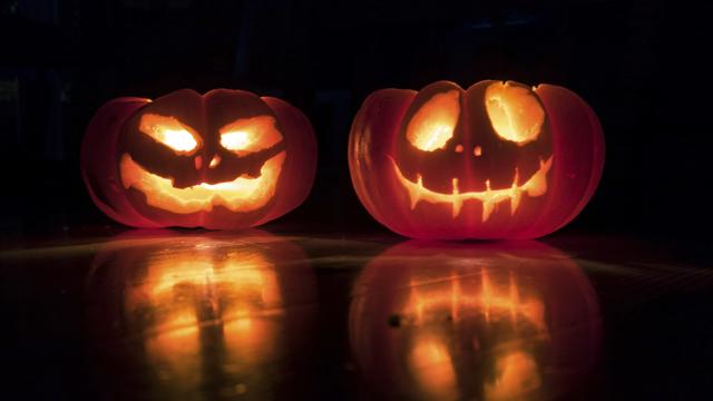 Светильники Джека на Хэллоуин 2020 — 5 идей
