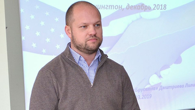Дмитрий Крошка