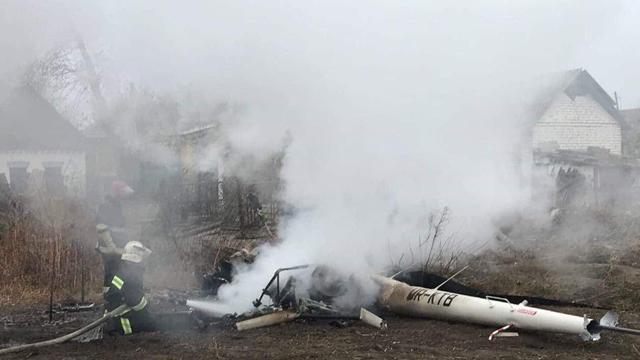 Robinson R44: что известно о вертолете, на котором разбился Тарас Кутовой