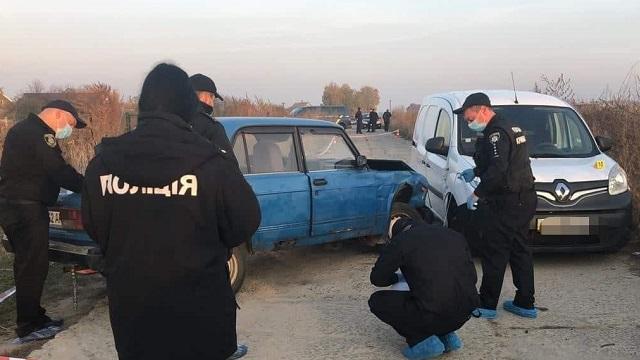 Под Киевом водителя обстреляли после ДТП, объявлен план Перехват