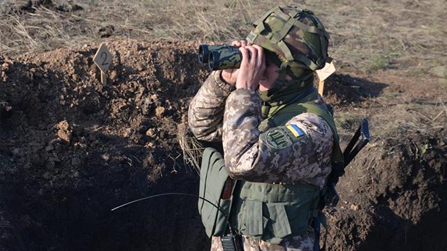 На Донбассе погибли двое украинских военнослужащих