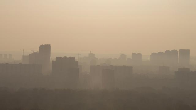 смог в києві