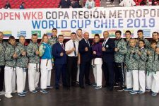 Привезли 20 медалей. Українські каратисти стали абсолютними чемпіонами в Чилі