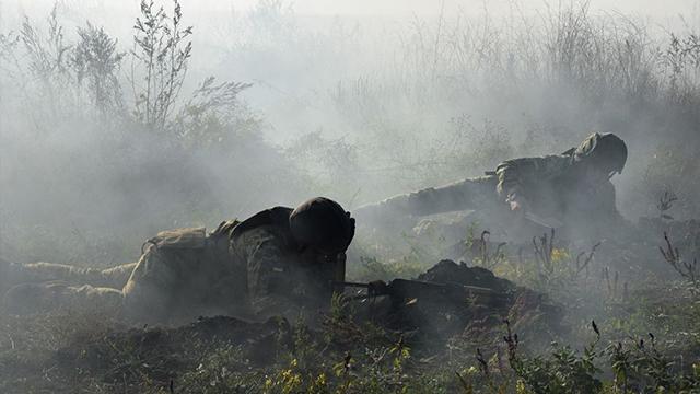 Втрати на Донбасі: загинули троє військових