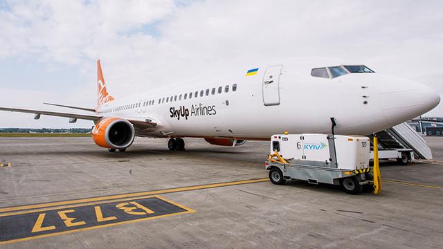 22 авиасообщения под запретом: SkyUp обновила маршруты