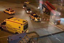 Аеропорт Схіпгол оточений поліцією через можливе захоплення літака