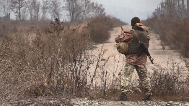Разведение сил в Петровском