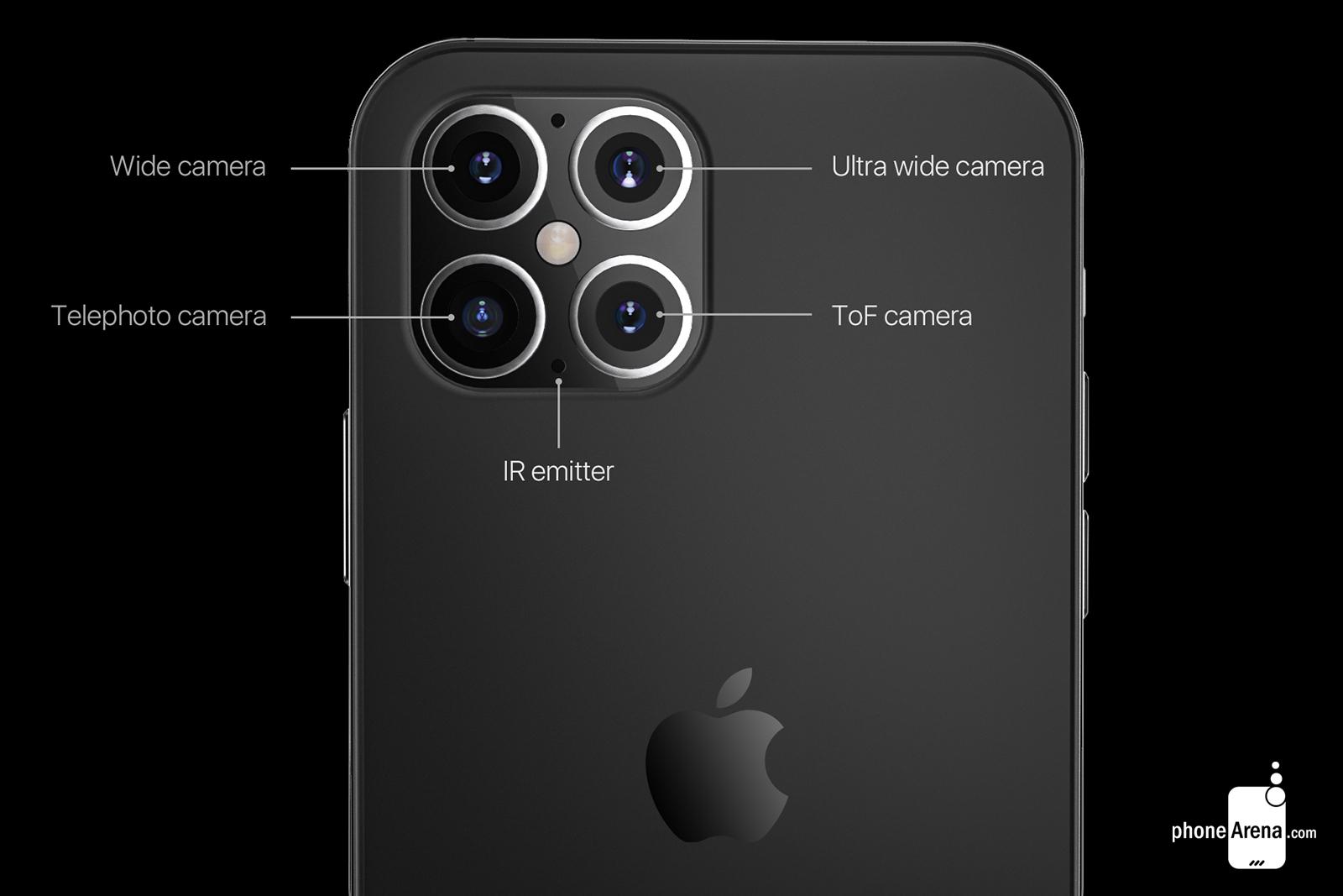 Як виглядатиме iPhone 12
