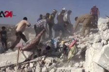 Російські авіаудари у Сирії: зруйновано будинок, троє загиблих