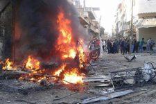Теракт у Сирії: внаслідок вибуху авто загинуло 18 осіб