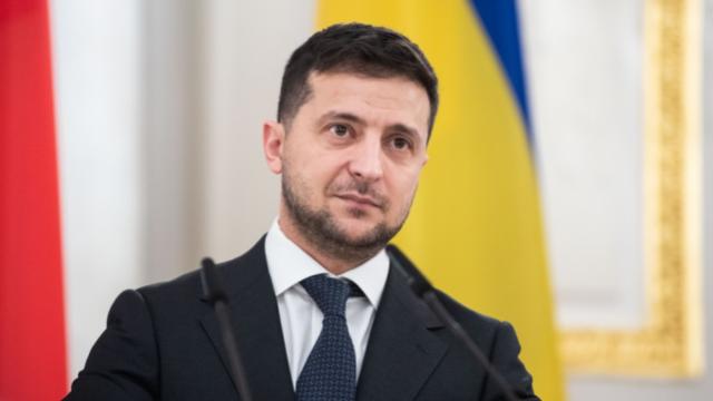 Владимир Зеленский - президент