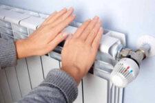 После решения долговых споров в Чкаловском включили отопление