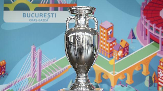 Евро-2020 трофей
