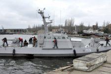 В ФСБ России считают, что вернули украинские корабли в нормальном состоянии